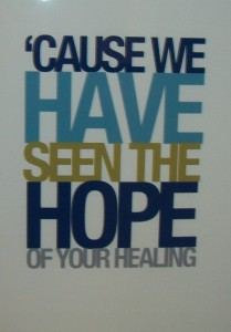 The Hope of Your Healing