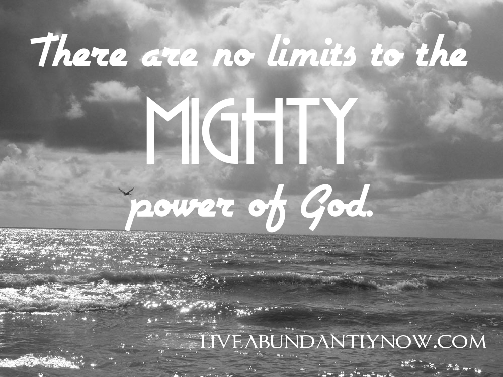 Mighty Power of God