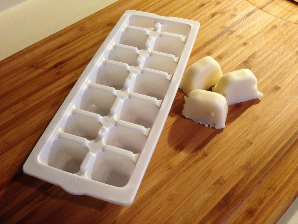 Yogurt Cubes